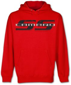 Camaro SS Pullover Hoodie-Chevy Mall