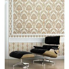 Baroque paste the wall wallpaper. With the variety of textures, patterns and colour solutions of the EDEM wallpaper you can transform any room into the interior of your style. The excellent quality of the Versailles wallpaper ensures a long-lasting and attractive appearance on any wall. Click to shop for yours.