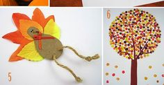 9 Fall Craft Ideas For Your Kids!