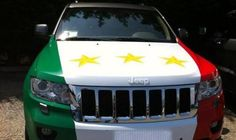 Jeep for Juventus F.C. Juventus Soccer, Juventus Fc, Jeep, My Style, Jeeps
