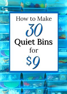 How to make 30 quiet