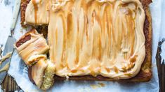 karamellkake__p2b4025-2 Cake Recipes, Dessert Recipes, Desserts, Eat Cake, Treats, Baking, Food, Caramel, Tailgate Desserts