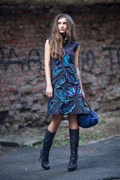 Диана Нагорная  samodivka.ru  Designer Diana Sermon of Ukraine