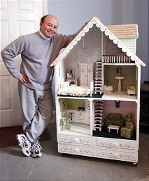 My inspiration towards building a barbie doll house for my girls