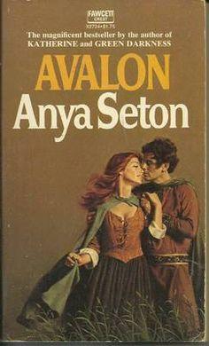 Avalon by Anya Seton historical romance