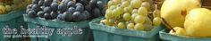 The Healthy Apple - Clean, whole food recipes. IIN grad.