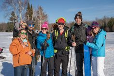 Tupper Lake offers plenty of cross-country ski trips that are fun for the whole family. Tupper Lake, Ski Trips, Saranac Lake, Adirondack Park, Local Brewery, Skiers, Bike Rider, Cross Country Skiing, During The Summer