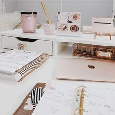 Home work office pink laptop pink office girly office Home work office pink lapt. Home work office pink laptop pink office girly office Home work office pink laptop pink office girl Corporate Office Design, Home Office Design, Home Office Decor, Office Ideas, Desk Ideas, Pink Office Decor, Office Setup, Room Ideas, Office Inspo