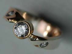 Argyle diamond mobius twist ring. Argyle Diamond, Twist Ring, Treasure Boxes, All That Glitters, Bracelet Watch, Weddings, Watches, Bracelets, Rings