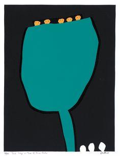 Five Boys in Tree and Three rocks (Print) - Walter Battiss Walter Battiss, Digital Printer, African Design, Pigment Ink, Color Correction, Somerset, Third, Abstract Art, Symbols