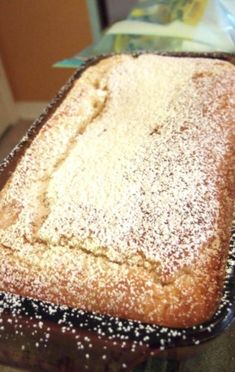 Ricotta Cake - Got this delish recipe from my sister along time ago. I had it at her cook-out and had to have the - Cake Mix Recipes, Cheesecake Recipes, Baking Recipes, Dessert Recipes, Italian Cheesecake, Picnic Recipes, Pumpkin Cheesecake, Food Cakes, Cupcake Cakes