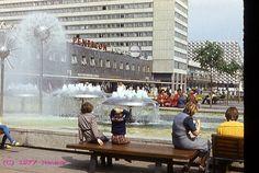Dresden in den 70ern