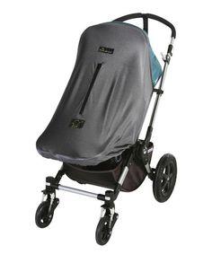 Silver Deluxe SnoozeShade® Stroller Canopy #zulily #zulilyfinds