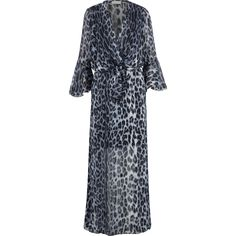 Grey Maxi Dress - Maxi Dresses - Dresses - Clothing - Women - TK Maxx Latest Fashion Dresses, Latest Dress, Grey Maxi, Short Sleeve Dresses, Dresses With Sleeves, Tk Maxx, Dresses Dresses, Dress Styles, Clothes For Women