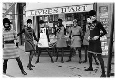 08/1967: Pierre Cardin Ready to wear collection
