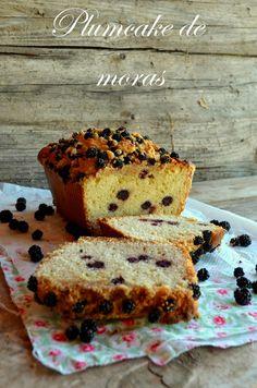 La Cocina de Ani: Plumcake de moras