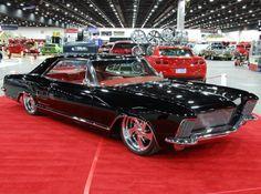 Larry Dildine 1964 Buick Riviera Detroit Autorama