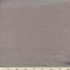 For Design Wall Extra Wide Solid Flannel Fabric - Grey by Beverlys.com
