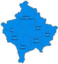 コソボの郡 Kosovo Cities ◆コソボ - Wikipedia https://ja.wikipedia.org/wiki/%E3%82%B3%E3%82%BD%E3%83%9C #Kosovo