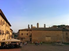 San Gimignano as a Base to explore Tuscany in Italy