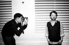Thom Yorke late 2007 - RADIOHEAD | Dead Air Space