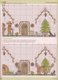Gallery.ru / Фото #31 - Cross Stitch Gold 79 - Tatiananik