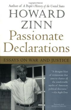 Howard zinn essays