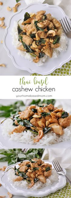 Thai Basil Cashew Ch