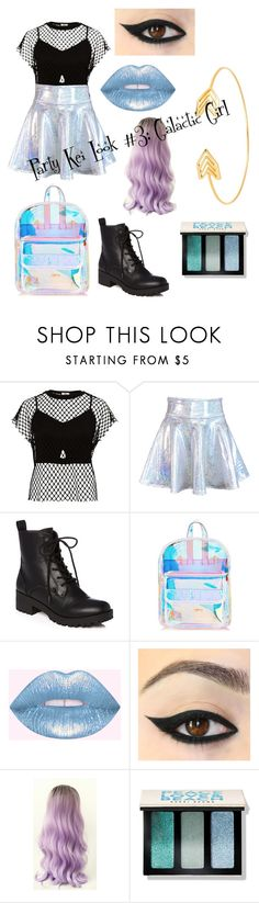"""Party Kei Lookbook Page #3"" by random-cuteness on Polyvore featuring River Island, Skinnydip, Bobbi Brown Cosmetics and Lord & Taylor"