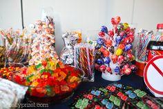 111 best Wedding Dessert Bar and Candy Buffet images on Pinterest ...