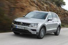Volkswagen Tiguan 1.6 TDI BMT by drive.gr