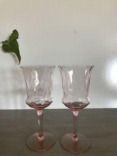 Martini Racing Advertising Plastic High Glass Goblet