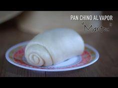 Pan chino al vapor o Mantou ( 馒头) - Chinese Steamed Bread Recipe - YouTube