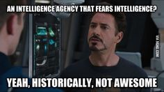 Tony Stark on the NSA