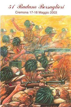 Regio Esercito - Il Battaglione Bersaglieri dell'A.O.I. nella battaglia di Cheren, 3 febbraio - 27 marzo 1941.