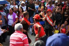 Caraqueños cerraron el carnaval al ritmo de la Salsa • Gobierno del Distrito Capital