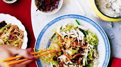 Bang bang chicken | SBS Food