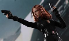 Black Widow | Sideshow Collectibles....Captain America: The Winter Soldier
