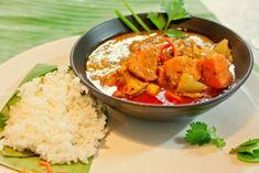 Kurczak w Sosie Massaman Curry - to jedno z najlepszych tajskich curry