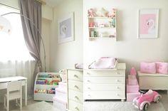 La chambre d'Anna et Jeanne - Babayaga