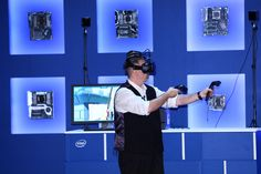 The virtual reality headset goes completely wireless with Intel's new WiGig tech.