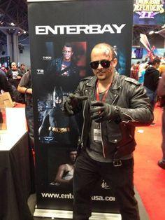 #T2 #Terminator #NewYorkComicCon #Enterbay #EnterbayUSA #NYC