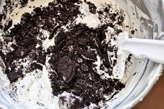 Tasty Kitchen Blog: Cookies and Cream Cheesecake Bars. Guest post by Jessica Merchant of How Sweet It Is, recipe submitted by TK member Lori Lange of Recipe Girl.