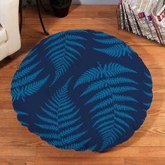 Fronds Floor Pillow