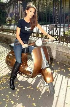 Beautiful Scooter Girl Vespas https://www.mobmasker.com/scooter-girl-vespas/