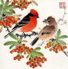 """Untitled"" - Original Fine Art for Sale - © Jinghua Gao Dalia"
