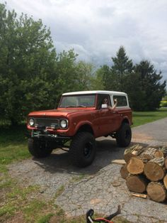 International Harvester Scout 2 Door