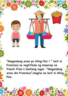 Teacher Fun Files: Maikling Kwento: Si Francisco Magalang Moral Stories For Kids, Short Stories For Kids, Kids Story Books, Reading Comprehension For Kids, Reading Passages, Tagalog, Best Teacher, Filipino, Puppets