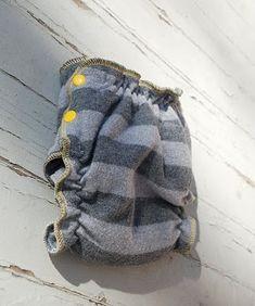 Wool Diaper Cover Tutorial