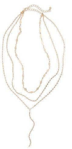 Women's Bp. Layered Drop Necklace